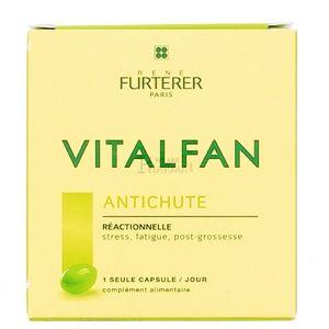 Furterer Vitalfan - Complément alimentaire anti-chute réactionnelle (30 capsules)