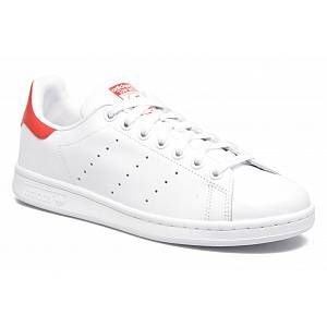 Adidas Stan Smith chaussures blanc rouge 47 1/3 EU