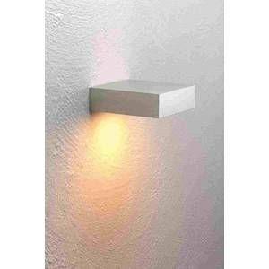 Bopp Applique CUBUS LED Aluminium, 1 lumièrerne - Intérieur - CUBUS - Délai de livraison: 2 à 3 semaines. Port gratuit France métropolitaine et Belgique dès 100 %u20AC.