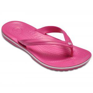 Crocs Tongs CROCBAND FLIP rose - Taille 36 / 37,38 / 39,42 / 43,37 / 38,39 / 40,41 / 42