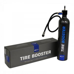 Schwalbe Pompe compresseur tire booster tubeless