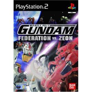Mobile Suit Gundam : Federation vs. Zeon [PS2]