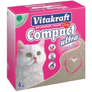 litiere chat vitakraft compact