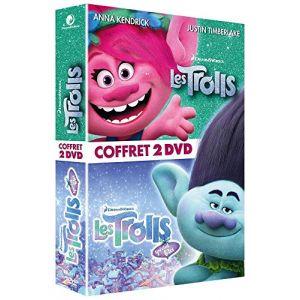 Coffret : Les Trolls + Les Trolls spécial fêtes [DVD]