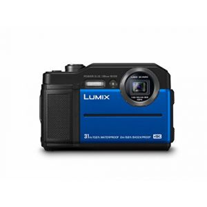 Panasonic Lumix DC-FT7 bleu