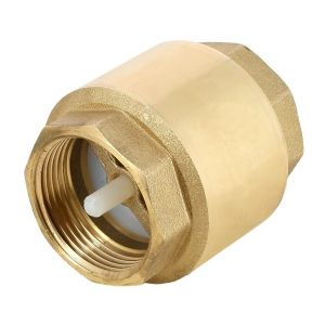 Centrocom Clapet anti-retour - Clapet anti-retour laiton york 1/2