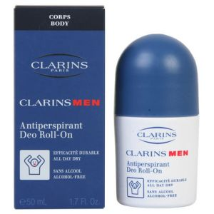 Clarins Men - Antiperspirant déo roll-on