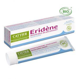 Cattier Eridène - Dentifrice blanchissant haleine fraîche