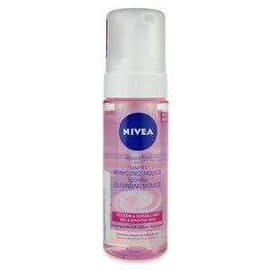 Nivea Aqua Effect - Mousse nettoyante pour peaux sensibles et sèches