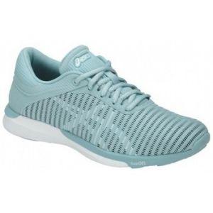 Asics Fuzex Rush Adapt, Chaussures de Running Compétition Femme, Bleu