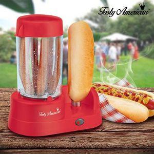 Image de Tasty american Appareil à hot dogs 1 pic