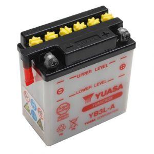 Yuasa Batterie moto YB3L-A