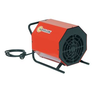 Sovelor C3 - Chauffage soufflant 3300 Watts