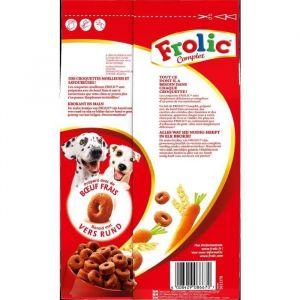 Frolic Au boeuf aux carottes et aux cereales - Le sachet de 1,5kg