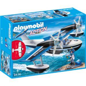 Playmobil 9436 Action - Hydravion de police