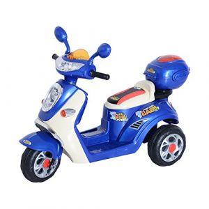 Homcom Scooter électrique pour enfant 6V