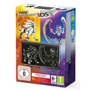 Nintendo New 3DS XL + Pokémon Soleil & Lune - édition limitée
