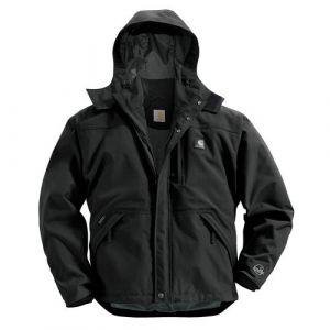 Carhartt Parka courte imper-respirante noir XL S1J162BLKXL