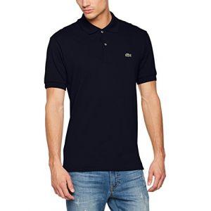 Lacoste Polo Homme Logo Poloshirt, Bleu bleu - Taille EU XXL,EU S,EU M,EU L,EU XL,EU XS,EU 3XL,EU XXS
