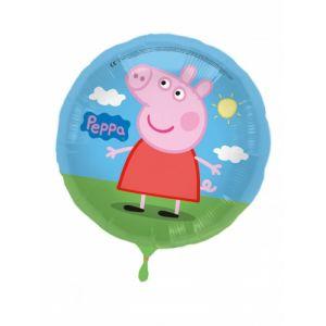 Ballon aluminium Peppa Pig 43 cm