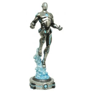 Diamond Select Toys Marvel Gallery Statuette Superior Iron Man Sdcc 2017 Exclusive 29 cm