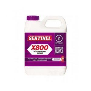Scs sentinel Désembouant rapide X800 - SENTINEL : X800