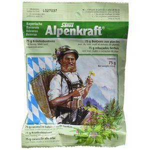 Salus Alpenkraft Floradix à base de plantes 25 Bonbons