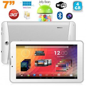"Yonis Tablette tactile 3G 7"" Octa core Android 4.2 Double SIM 4 Go"
