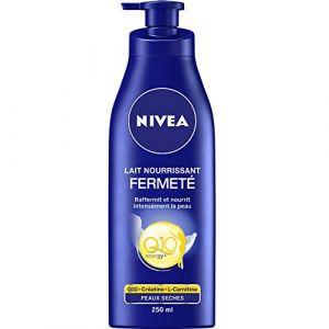 Nivea Q10 Energy Plus - Lait nourrissant fermeté peaux sèches