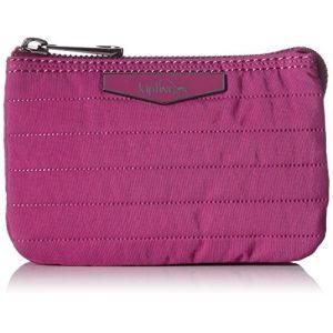 Kipling Creativity S, Porte-monnaie femme, Pink (Wild Pink), 14.5x9.5x0.1 cm (B x H T)