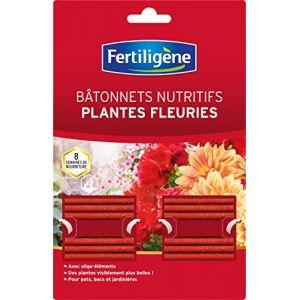 Fertiligene Engrais Plantes Fleuries Batonnets, x40