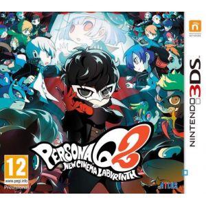 Persona Q2: New Cinema Labyrinth [3DS]