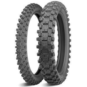 Michelin Tracker (100/100-18 TT 59R roue arrière, M/C )