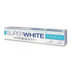 SuperWhite Original - Dentifrice blanchissant anti-plaque (50 ml)