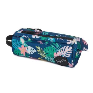 Rip Curl Trousse rectangulaire 2 compartiments - Flora Blue