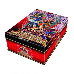 Konami Collection Tin pack du Dualiste YU-GI-OH 5D'S