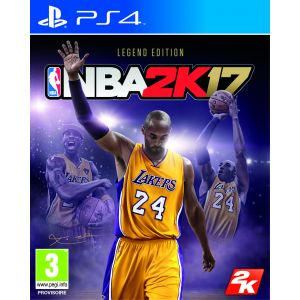 NBA 2K17 Legend Edition [PS4]