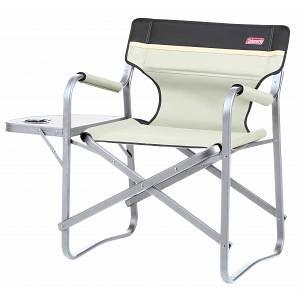 Summer Chaise verte avec tablette NOLLINGER