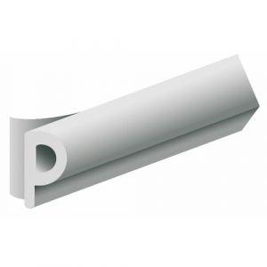 Ellen Joint caoutchouc tubulaire - espaces moyens - blanc - longueur 15 m