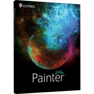 Painter 2016 pour Windows, Mac OS