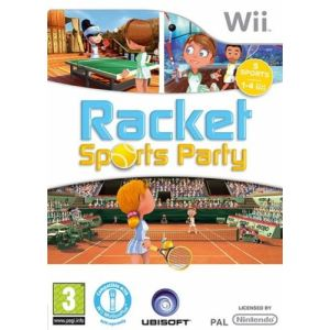 Racket Sports Party [Wii]