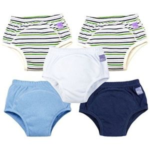 Bambino Mio 5 culottes d'apprentissage à la propreté réutilisables taille 18-24 mois