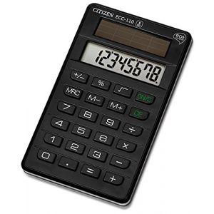 Citizen ECC-110 - Calculatrice de poche