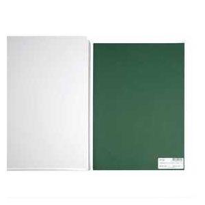 Creotime Papier cartonné A4 Vert sapin - 180 gr - 20 pcs