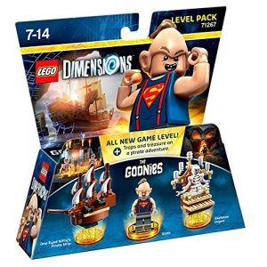 "Warner Figurine ""Lego Dimensions"" - Les Goonies - Level Pack"