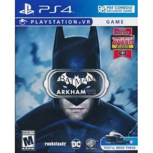 Batman : Arkham VR [PS4]