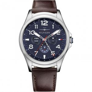 Tommy Hilfiger Montre Homme TH 24-7 Bluetooth Android Wear 1791406