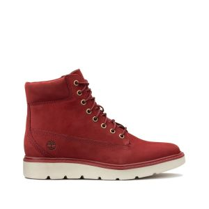 Timberland Kenniston 6in Lace Up - Bottines et boots Femme, Rouge
