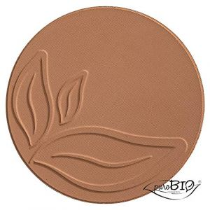 PuroBio Cosmetics Resplendent Bronzer Refill 03 Marrone Beige (Mate) - 9 g
