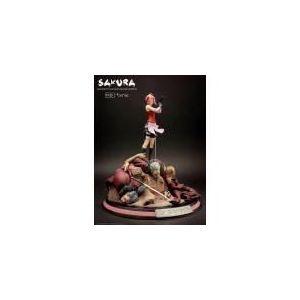 Tsume Figurine Sakura Haruno Undefective Bonds (29 cm)